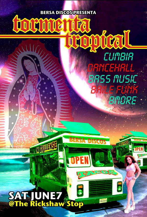 tormenta tropical 6/7 flier