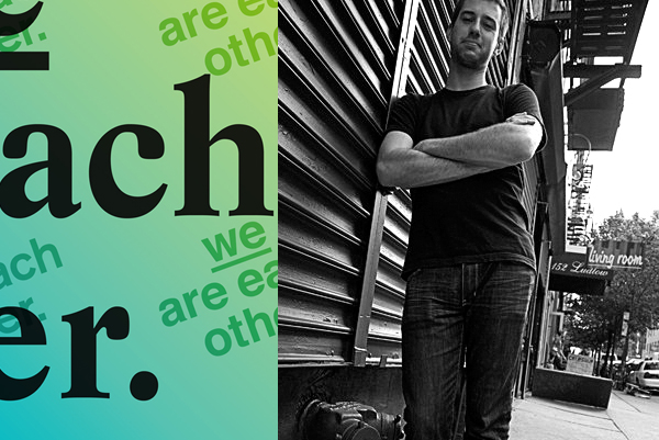 WE ARE EACH OTHER: Justin M. Smith