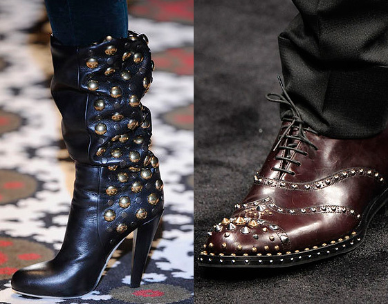 Studded Fashion Trend
