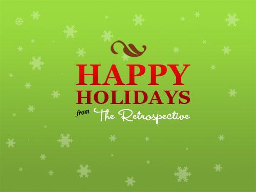 The Retrospective Holiday Card