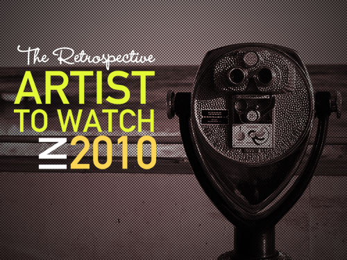 artist to watch